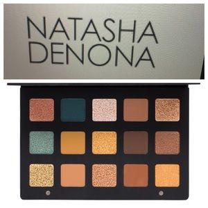 NATASHA DENONA Gold Eye Shadow Palette